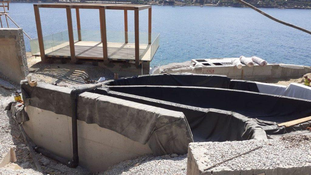 budowa stawu kąpielowego