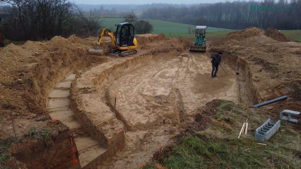 budowa stawów kąpielowych